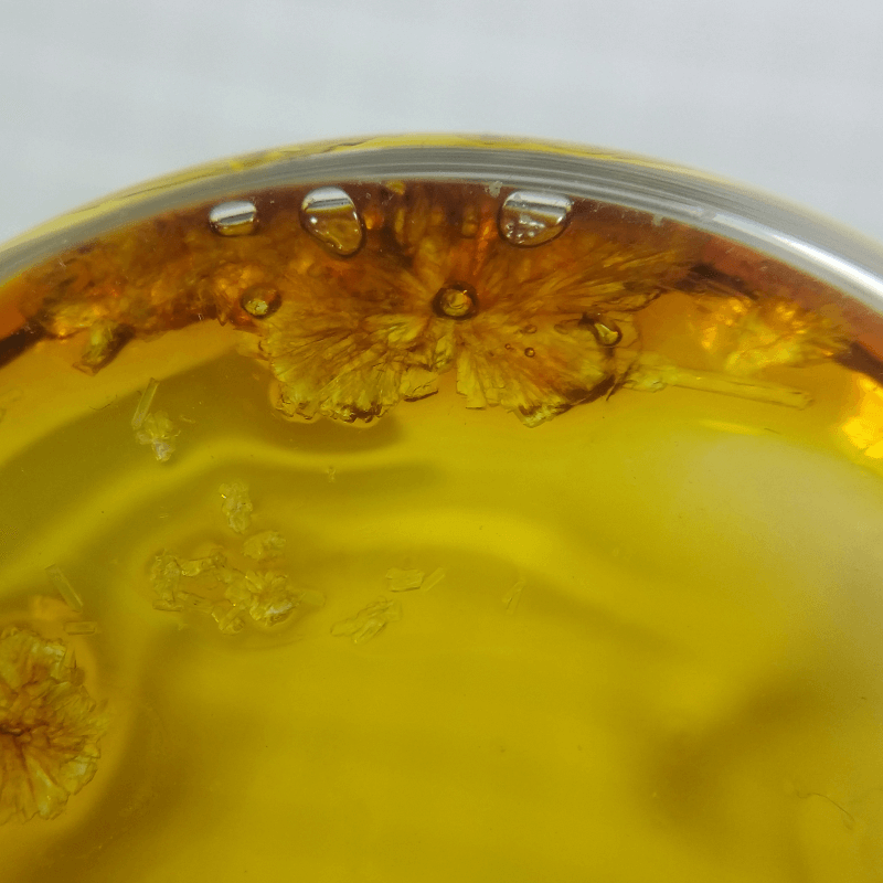 Cannabinoid Crystallization - Confidence Analytics
